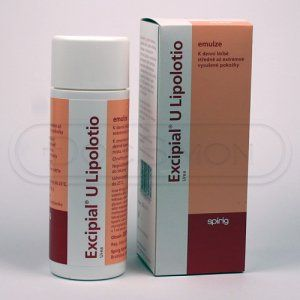 EXCIPIAL U LIPOLOTIO mléko 200 ml