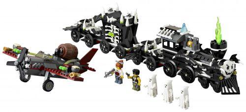 Lego Monster Fighters Vlak duchů 9467