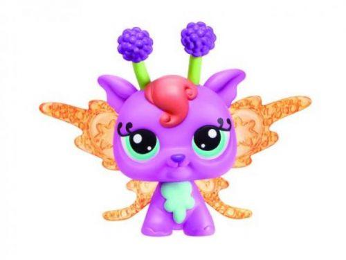 Hasbro Littlest Pet Shop Okouzlující víla s doplňkem