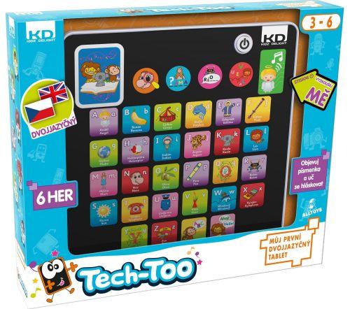 3DO Tablet výukový Abeceda CZ