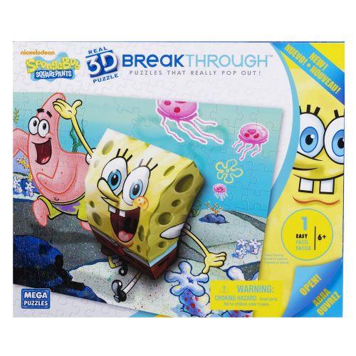 MEGABLOKS Sponge Bob