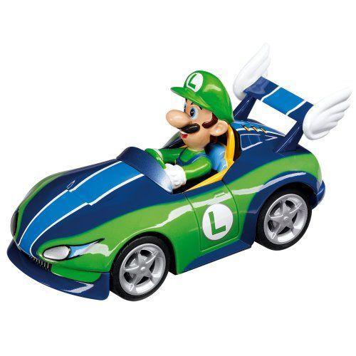 CARRERA Mario Kart Wii Wild Wing + Luigi