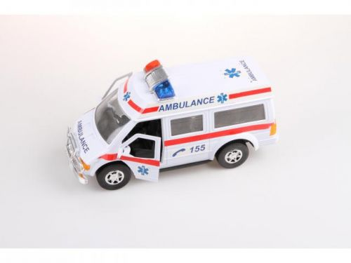 Alltoys CZ Auto ambulance