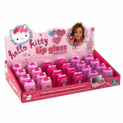 GIOCHI PREZIOSI Hello Kitty kufříček s leskem na rty cena od 0,00 €