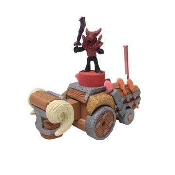 Fisher Price Imaginext Dračí hrad Rytíř s vozidlem X6582