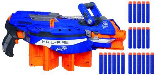 HASBRO Nerf Elite Hailfire