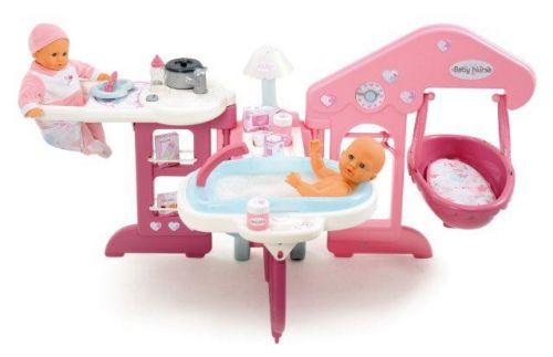 SMOBY Baby Nurse domeček s miminky