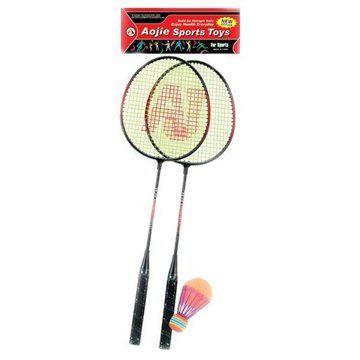 Mac Toys Badmintonové rakety 2 ks