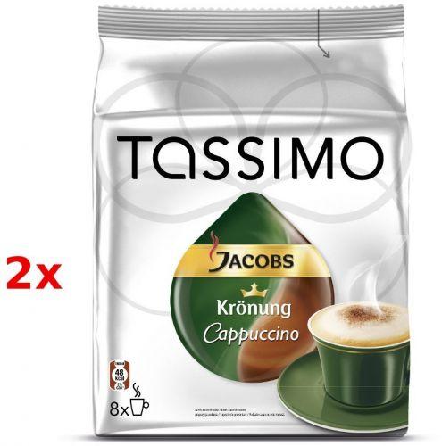 Bosch T-Disc Cappuccino