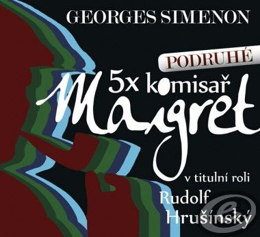5x komisař Maigret podruhé cena od 0,00 €