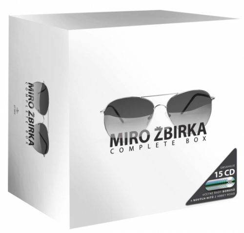 MIROSLAV ŽBIRKA - COMPLETE BOX