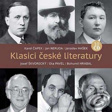 Klasici české literatury cena od 8,04 €