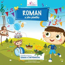 Roman a jeho písničky cena od 0,00 €