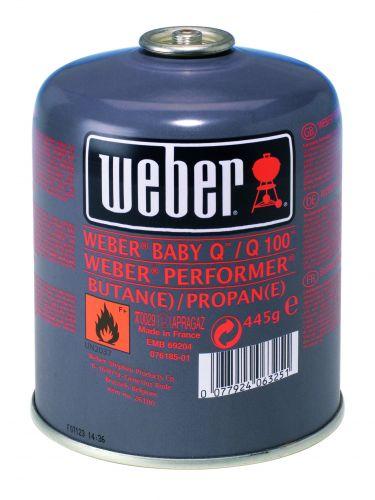 Weber Plynová kartuše pro Weber Q 100, Q 120