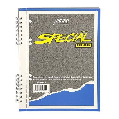 Bobo Speciál blok A5 prázdný