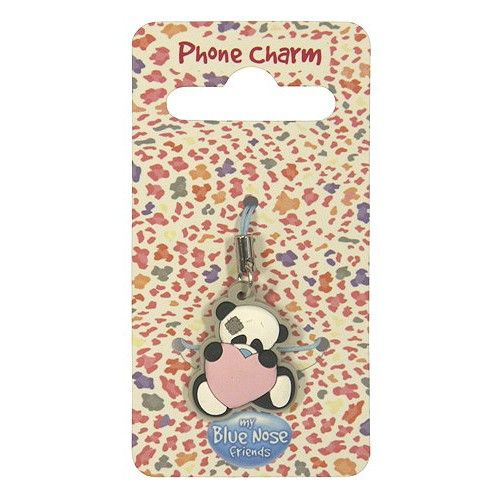 My Blue Nose Friends panda Binky Přívěsek na mobil