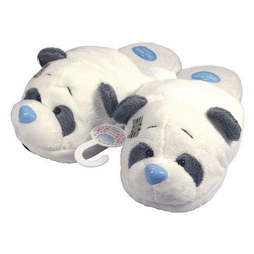 My Blue Nose Friends Bačkory panda Binky