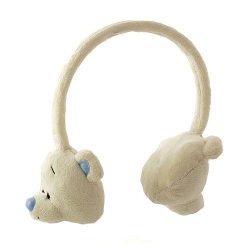 My Blue Nose Friends Polární medvěd Chalky klapky na uši