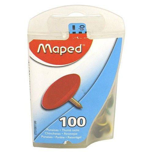 Maped Připínáčky barevné