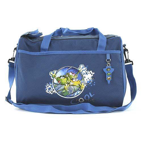 Diddl & Friends Sportovní taška Cool Frogs Diddl