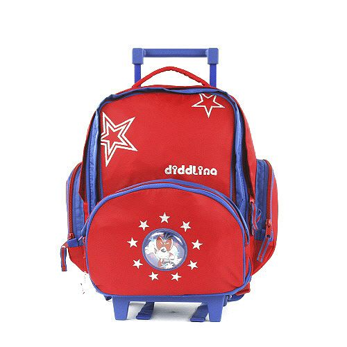 Diddl & Friends Batoh trolley Stars