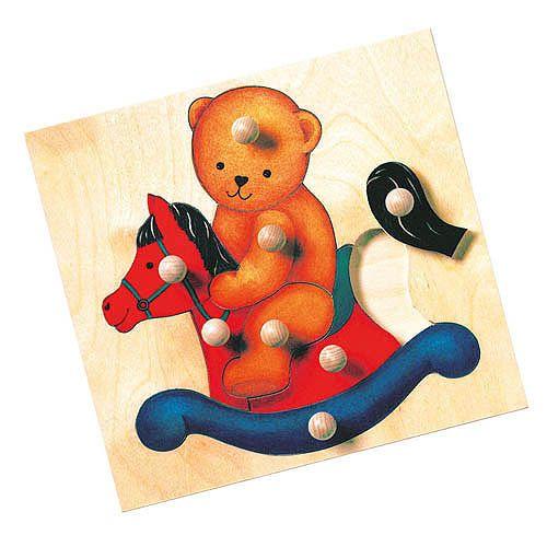Mertens Puzzle Medvěd