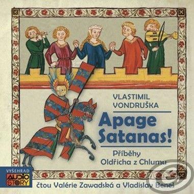 Audiostory Apage satanas! cena od 0,00 €