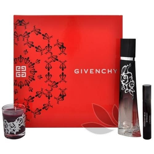 Givenchy Very Irresistible L´Intense - parfémová voda s rozprašovačem 50 ml + roll-on 7,5 ml + svíčka cena od 0,00 €