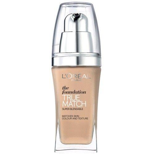 Loreal Paris Tekutý make-up True Match 30 ml W7 Ambre Doré