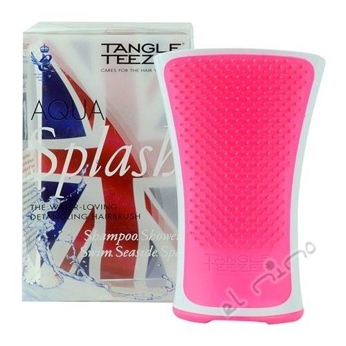 Tangle Teezer Profesionální kartáč na mokré vlasy AQUA Splash Pink Shrimp cena od 8,40 €