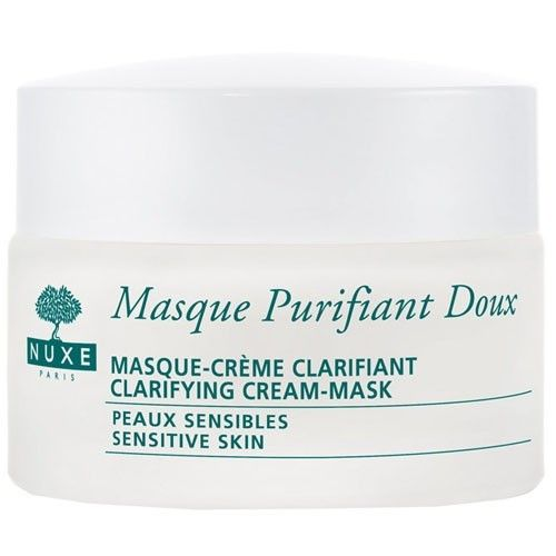 Nuxe Čisticí krémová maska Masque Purifiant Doux (Clarifying Cream-Mask) 50 ml