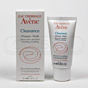 Avene Cleanance maska (Mask Exfoliating Absorbing) 50 ml cena od 0,00 €