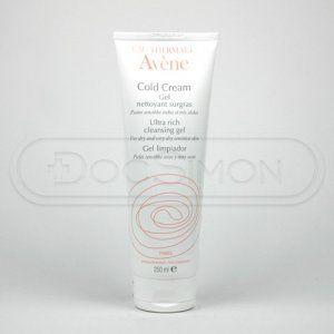 Avene Cold Cream čisticí gel pro suchou pokožku (Cleansing Gel) 250 ml cena od 0,00 €