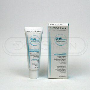 Bioderma ABC Derm krém pro děti na šupiny ve vlasech (Babysquam, Cradle Cap Keratoregulating Cream) 40 ml