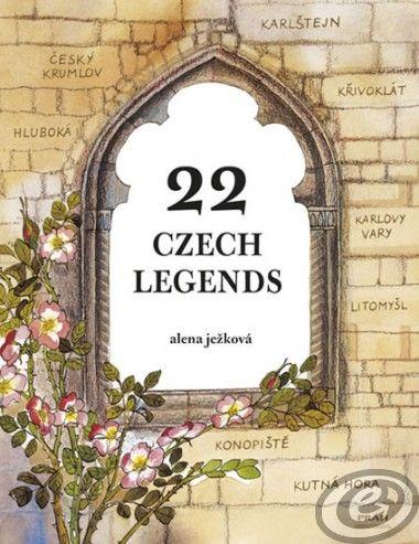 22 Czech Legends / 22 českých legend (anglicky) cena od 0,00 €