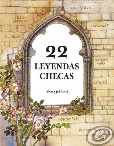 22 leyendas checas / 22 českých legend (španělsky) cena od 0,00 €