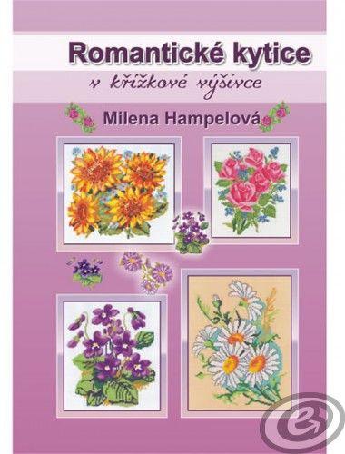 Romantické kytice v křížkové výšivce cena od 12,08 €