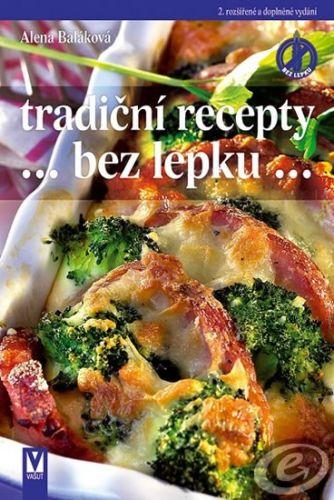 Tradiční recepty bez lepku - 2. vydání
