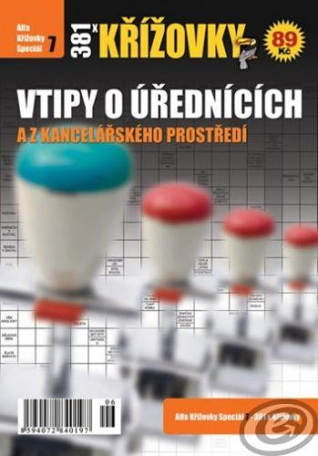 381x křížovky - Vtipy o úřednících cena od 0,00 €