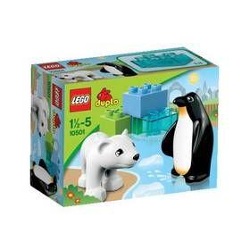 LEGO DUPLO Ville Zoo kamarádi