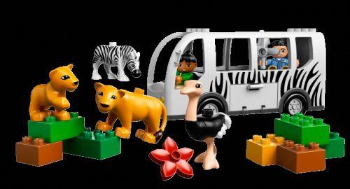 LEGO DUPLO Ville Zoo autobus
