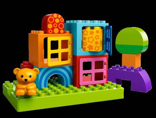 LEGO DUPLO kostičky Moje první zahrada