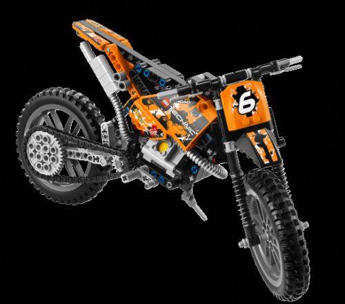 LEGO Technic Motokrosová motorka