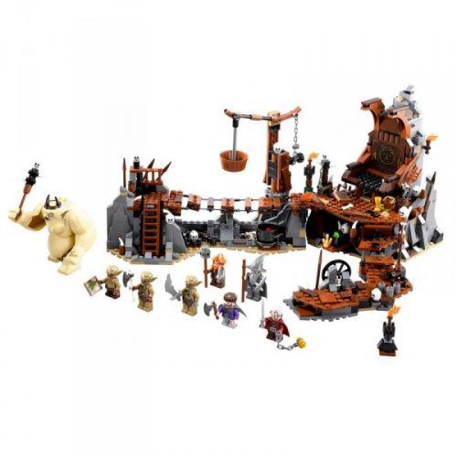 LEGO Hobbit Bitva s králem skřetů 79010