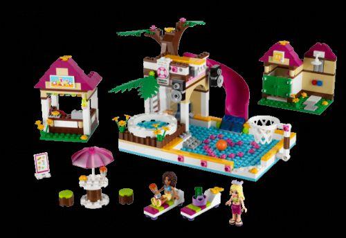 LEGO Friends Koupaliště v Heartlake 41008