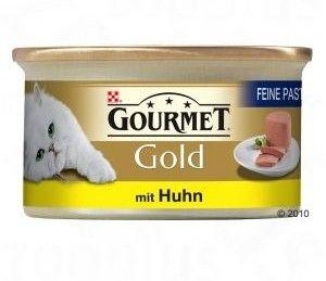 Purina GOURMET GOLD paštika s kuřetem 85 g