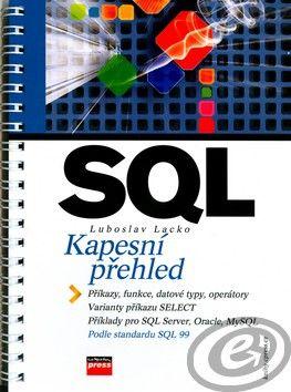 ‡uboslav Lacko SQL Kapesní přehled cena od 0,00 €