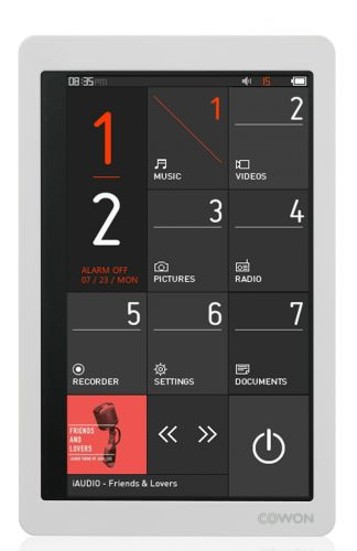 Cowon iAudio X9 16 GB