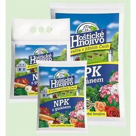 Hoštické hnojivo Hoštické NPK hnojivo s guánem 5 kg