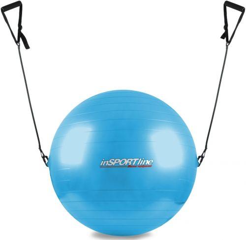 Insportline Gymnastický míč s úchyty 75 cm